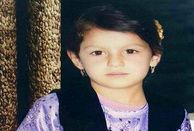 عکس دختر 7ساله ای که  زیر آوار مدرسه جان باخت