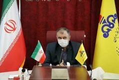 افتتاح و کلنگزنی ۱۸۲ پروژه گازرسانی آذربایجانغربی در دهه مبارک فجر
