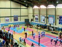 گلستان قهرمان مسابقات کبدی دختران جوان کشور