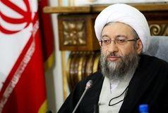پیام تبریک و تشکر رئیس مجمع تشخیص مصلحت نظام خطاب به مردم شریف ایران