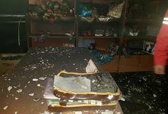 آتش سوزی در مرکز آموزش فنی و حرفه ای سمنان