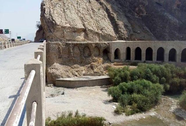 اختصاص یک میلیارد ریال برای مرمت پل تاریخی بریم/آثار تاریخی شهرستان باشت مرمت می شود