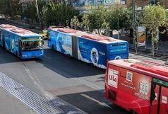 تبلیغات اتوبوس ها در شب مشکل ساز است/ در اسرع وقت نحوه تبلیغات اصلاح خواهد شد
