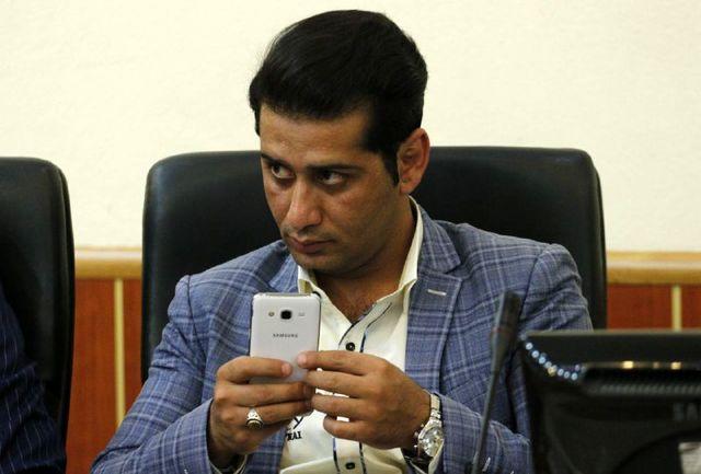 محمد پورعسکری مدیر رسانه تیم هندبال مس شد