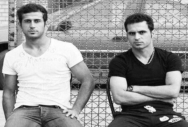 بنرهای نوروزی و اولادی در آزادی/ بیرانوند و حسینی تشویق شدند