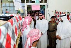 نخستین اعتصاب غذای زندانیان سیاسی در تاریخ عربستان