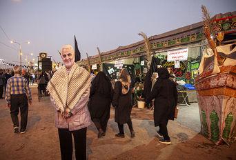 راه اندازی موکب های مردمی اربعین در شیراز