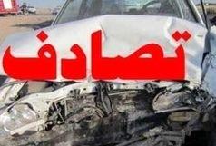۲ نفر کشته و مصدوم بر اثر حادثه تصادف در جاده یاسوج-اصفهان