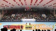 قهرمانی بلاروس در مسابقات سه جانبه فوتسال مشهد