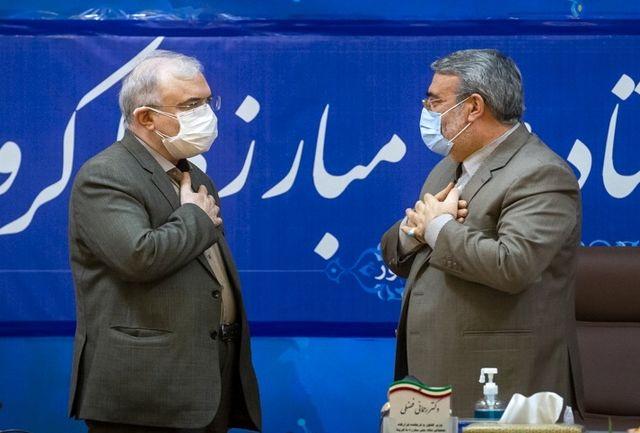 نامه مهم وزیر بهداشت به وزیر کشور در خصوص مرزهای خوزستان با کشور عراق