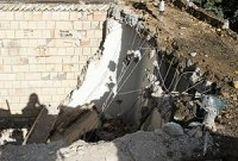 مرگ یک جوان الیگودرزی  بر اثر آوار ساختمان