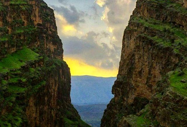 کرونا مانعی بزرگ برای دیدن جاذبه های گردشگری در ایلام