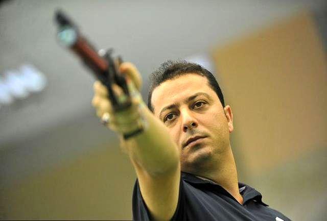حضور تیرانداز قزوینی در مسابقات کسب سهیمه المپیک