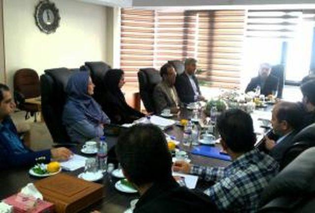 نشست مشترک معاون امور جوانان و مدیرکل امور بین الملل برگزار شد