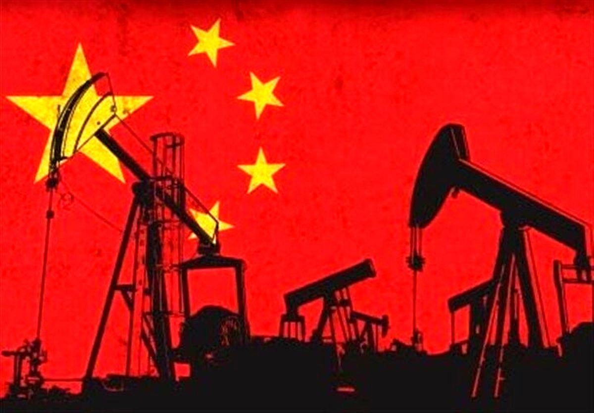 افت واردات نفت خام چین در ماه ژوئن