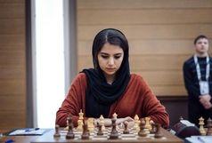 نماینده شطرنج ایران در امارات به قهرمانی رسید