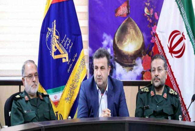 افتتاح 516 پروژههای اشتغالزایی و محرومیتزدایی بسیج سازندگی مازندران