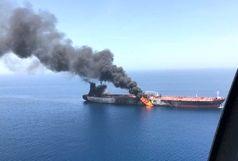 ژاپن خواستار روشن شدن حادثه نفتکش ها شد