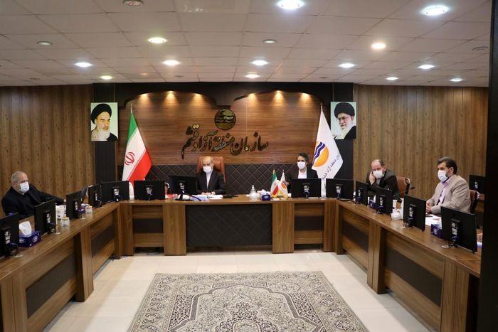 بررسی ظرفیتهای اقتصادی قشم برای نقش آفرینی در تفاهم میان ایران و چین