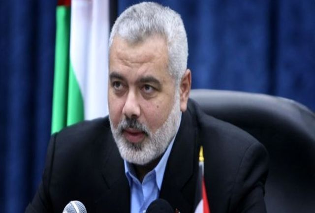 تاکید هنیه بر ادامه تلاش ها برای شکستن محاصره غزه
