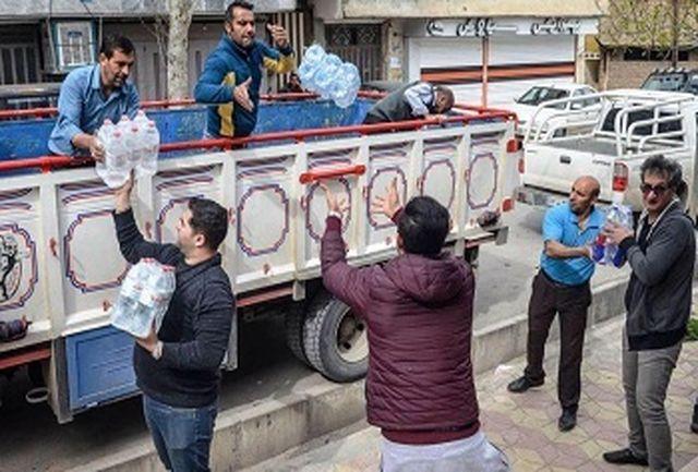 شرکت های نفتی استان دومین محموله کمک های خود را به مناطق سیل زده ارسال کردند