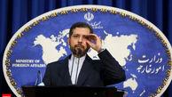 توییت سخنگوی وزارت امور خارجه در جواب پمپئو: زودتر بسلامت!