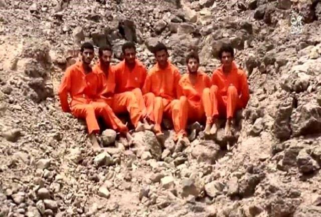 اعدام وحشیانه و جدید پنج شهروند موصلی به دست داعش