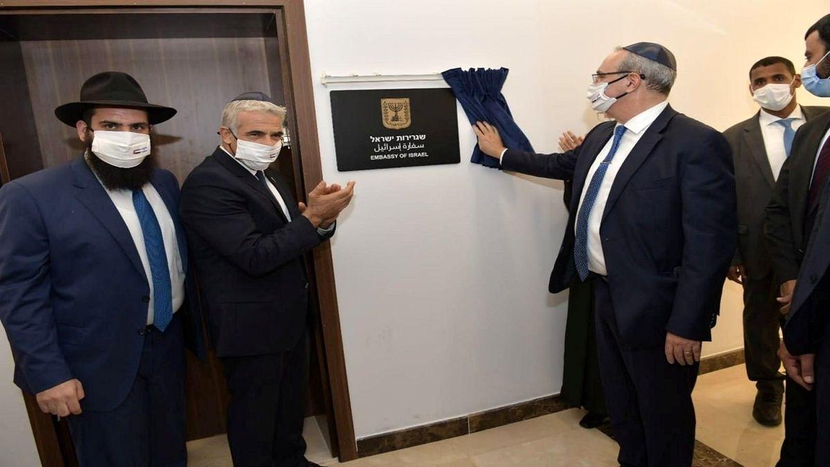 زمان افتتاح سفارت امارات در تلآویو مشخص شد
