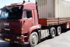 توقیف 2 میلیارد ریال کالای قاچاق در ایستگاه بازرسی شهرضا