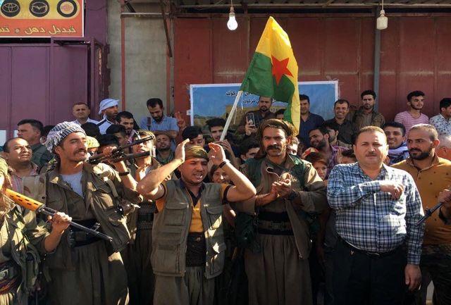 واکنش پ.ک.ک به توافق بغداد و اربیل