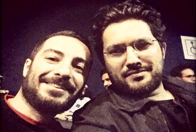 پیام تبریک انجمن بازیگران سینما به حامد بهداد و نوید محمدزاده