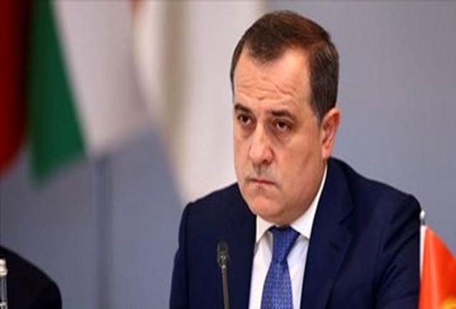 روایت وزیر خارجه جمهوری آذربایجان از دیدار با ظریف