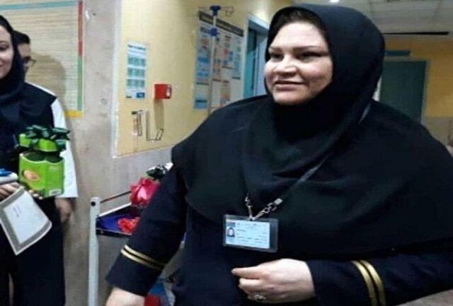 پرستار مدافع سلامت در بوشهری آسمانی شد