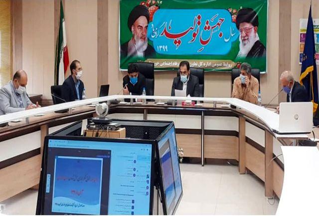 نخستین اتاق فکر مجازی بخش تعاونی خوزستان تشکیل شد
