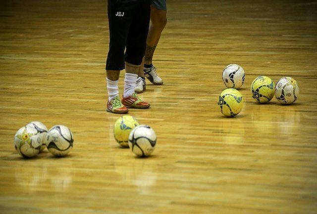 دومین مرحله از تمرینات تیم ملی فوتسال کم توانان ذهنی (ID) آغاز شد