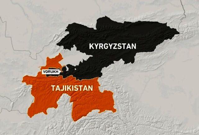 درگیری مرزی میان قرقیزستان و تاجیکستان جان ۳۱ نفر را گرفت
