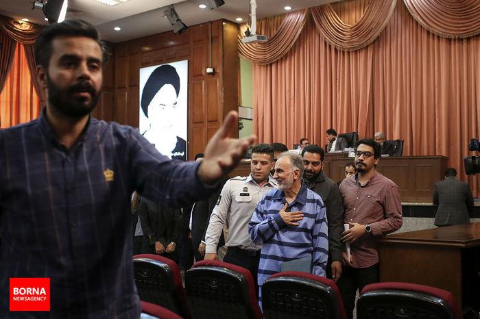 خانواده میترا استاد ، محمد علی نجفی را بخشیدند