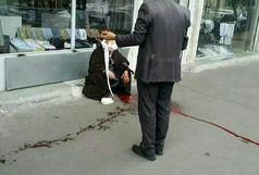 حمله اراذل و اوباش به یک روحانی در قم/ فرد ضارب دستگیر شد