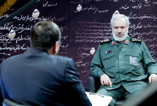 جانشین فرمانده سپاه پاسداران مهمان دستخط می شود