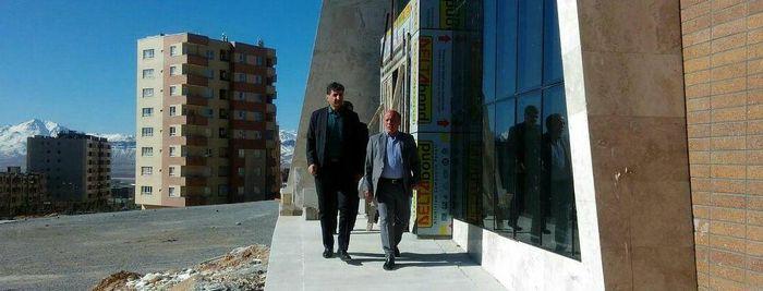 رحمانی از اولین خانه جوان در شهرکرد بازدید کرد