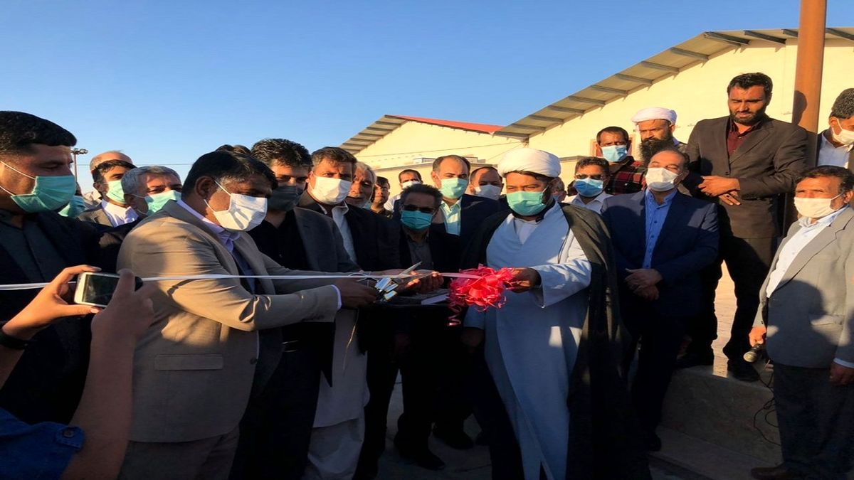 افتتاح دو مجتمع گردشگری در شهرستان زابل