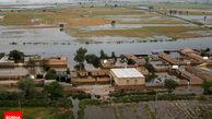 تخلیه اراضی کشاورزی سیل زده خوزستان ۳۱ میلیارد تومان آب خورد