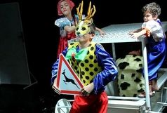 مکاشفه ی دنیای فانتزی به تئاتر کودک معنا می دهد/امیدواری در به اجرا درآوردن مجدد نمایش های کودک رویاست!