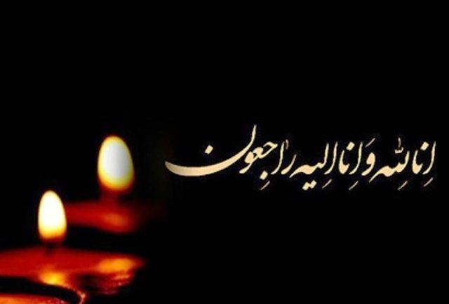 پیام تسلیت نماینده، ولی فقیه در استان و امام جمعه ایلام