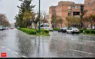 ادامه بارش باران و وزش باد شدید تا آخر هفته