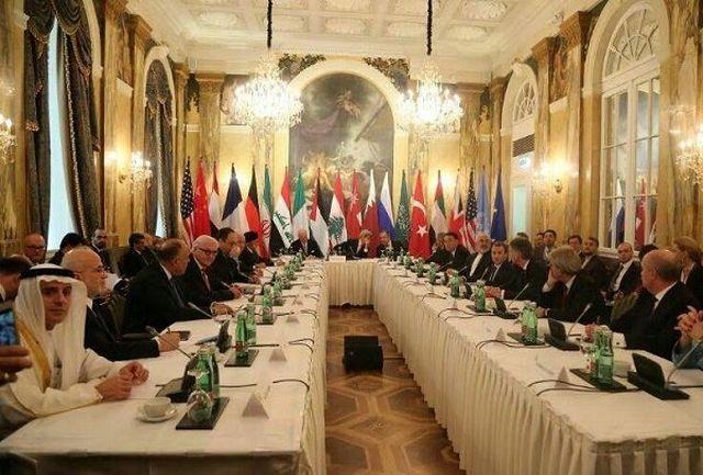دور دوم نشست سوریه در وین شنبه برگزار میشود