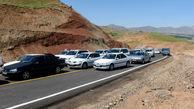 تردد در جادههای خراسان رضوی حدود ٢٠ درصد افزایش داشته است