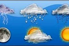 بارش برف و باران در سراسر کشور/ پایان گرد و غبار خوزستان و ایلام