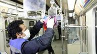 ضدعفونی مترو تا عادی شدن وضع ادامه دارد