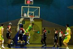 هشتمین پیروزی شیمیدر قم در لیگ برتر بسکتبال